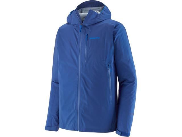 Patagonia Storm10 Chaqueta Hombre, superior blue